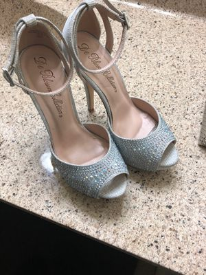 Wedding, prom or party shoes. for Sale in Alexandria, VA