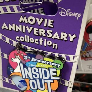 Disney Inside Out Pin for Sale in Fullerton, CA