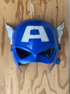 Captain America Mask for Sale in Buena Park, CA