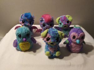 Lot of 6 hatchimals for Sale in Palm Harbor, FL