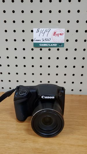 Canon powershot sx420 IS for Sale in Valley View, OH
