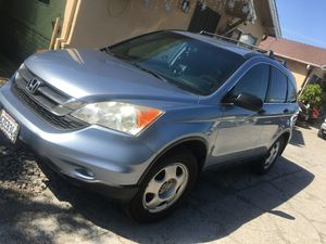 2011 Honda CRV automatic for Sale in San Jose, CA