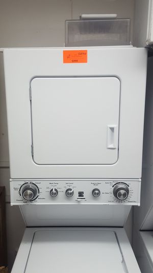 Kenmore 120 volt washer and dryer set for Sale in Beaverton, OR