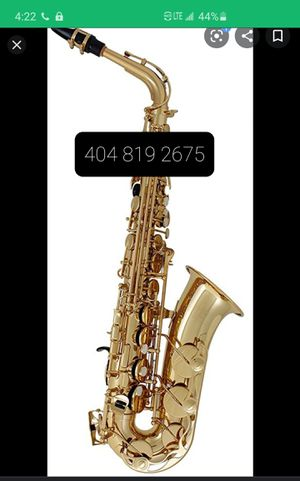 saxophone lessons online for Sale in Queens, NY