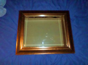 Simple, clean, elegant smaller sized wall hanging mirror for Sale in Salt Lake City, UT