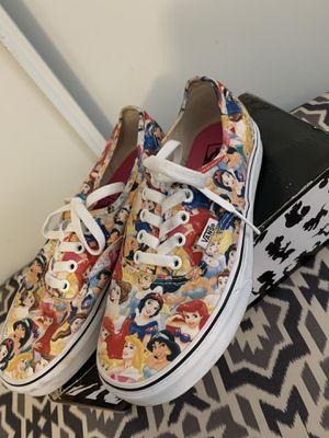 Disney princesses vans for Sale in Anaheim, CA