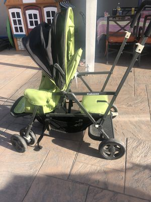 Double Stroller Joovy Caboose - GREAT condition for Sale in Buena Park, CA