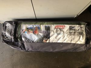 Coleman queen camping cot/air mattress for Sale in Sierra Madre, CA