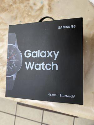 Galaxy watch 46mm | Bluetooth for Sale in La Habra, CA