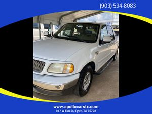 2003 Ford F150 SuperCrew Cab for Sale in Tyler, TX