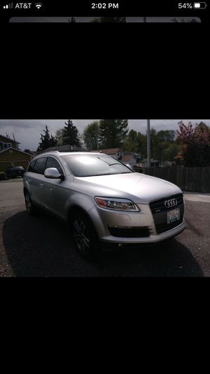 Audi Q7 for Sale in Bothell, WA