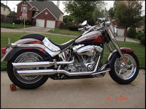2006 Harley-Davidson Screamin' Eagle Fatboy for Sale in Houston, TX