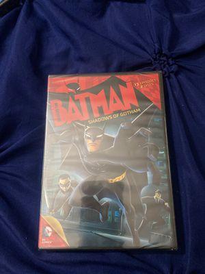 Batman Shadows Of Gatham DVD 2 Disc for Sale in Brooklyn, NY