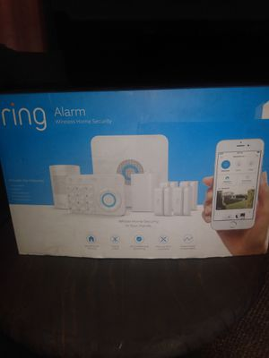 8 pc Ring home security system for Sale in Valrico, FL