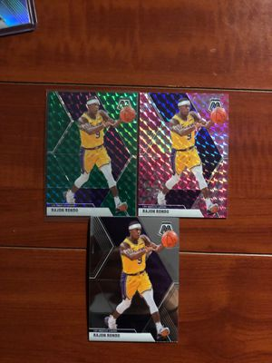 NBA Mosaic Rajon Rondo for Sale in Westminster, CA