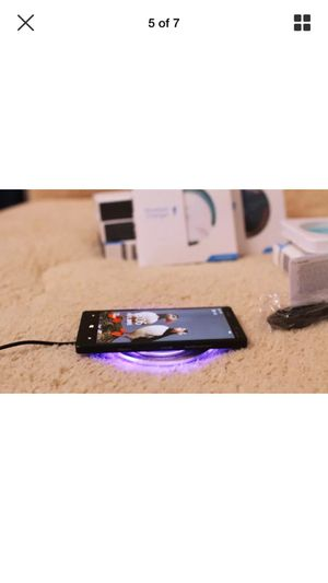 New Luxury Qi Wireless Charger Charging for Sale in Boston, MA