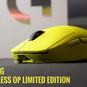 Logitech G Pro - OP Pro Wireless Gaming Mouse - Lime Limited edition - Brand New Never Opened for Sale in Chapel Hill, NC