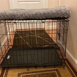 Large Folding Dog Crate. for Sale in Fresno,  CA