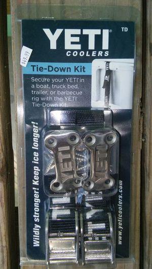Yeti Tundra Tie-Down Kit Brand New $40 for Sale in Austin, TX