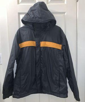 Burton Access womens black orange snowboard jacket Large Great Condition for Sale in Novato, CA