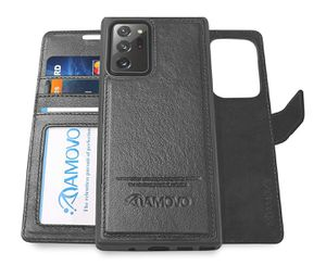 Genuine Leather Case for Galaxy Note 20 Ultra 5G (6.9'') [Wallet Detachable] Samsung Galaxy Note 20Ultra Wallet Case for Sale in Covina, CA
