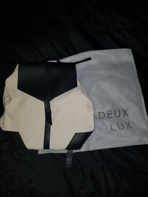 Deux Lux Vegan Backpack for Sale in Mundelein, IL