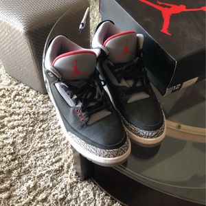 Jordan Retro 3s Cement for Sale in Hollywood, FL