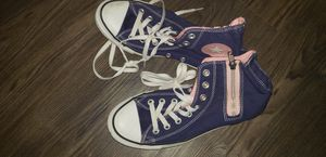 Purple Converse 6.5 for Sale in Austin, TX