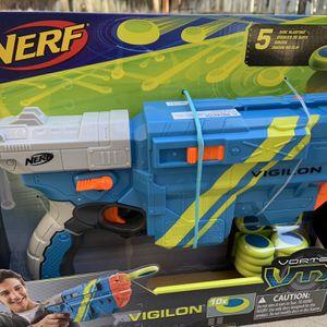 Nerf Vigilon Disc Shooter for Sale in Fresno, CA