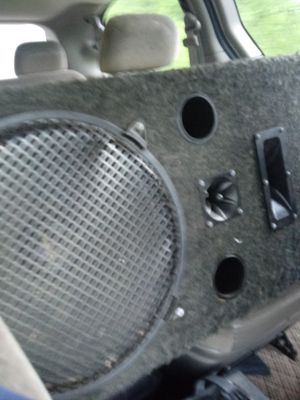 Pro audio 15 inch create set of two for Sale in Kendallville, IN