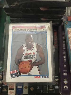 Team USA 91' basketball set NBA HOOPS complete set for Sale in Colorado Springs, CO