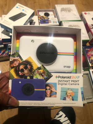 Polaroid Snap Instant Print(Digital Camera) for Sale in Antioch, CA