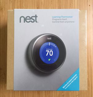 Nest Learning Thermostat for Sale in Austin, TX
