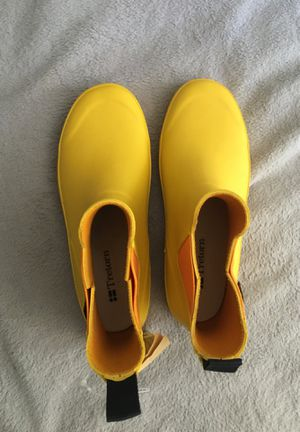 Yellow Tretorn Rain boots for Sale in Norwalk, CA