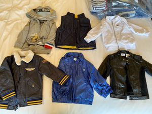 Brand name stylish size 12 mos jackets for Sale in Rolling Hills, CA