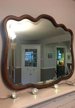 Antique beveled mirror for Sale in Arlington, VA