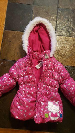 Hello kitty snow jacket for Sale in Avondale, AZ