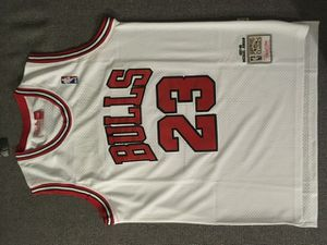 Michael Jordan white Hardwood Classic Jerseys for Sale in Aventura, FL