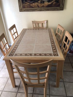 Large kitchen table for Sale in Alameda, CA