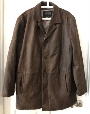 Wilson Leather Coat Men's XLT Thinsulate Ultra for Sale in Sachse, TX