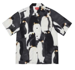 Supreme Penguins Rayon S/S Shirt XL for Sale in High Point, NC
