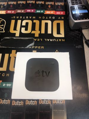 Apple TV 4K HDR 64GB for Sale in Cleveland, OH