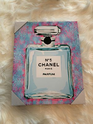 CHANEL perfume picture for Sale in Fontana, CA
