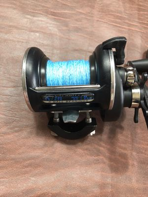 Saltwater fishing reels: Penn 525, Penn Squall 12 for Sale in Poway, CA