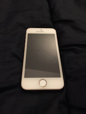 iPhone SE for Sale in Silver Spring, MD