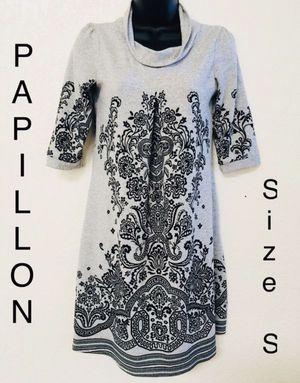 PAPILLON, Gray & Black Slip Dress, Size S for Sale in Phoenix, AZ