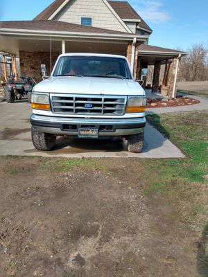 Ford F250 4x4 Truck for Sale in Lawrence Creek, OK