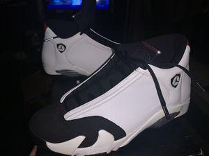 Jordan Retro 14 Black Toe for Sale in Concord, CA