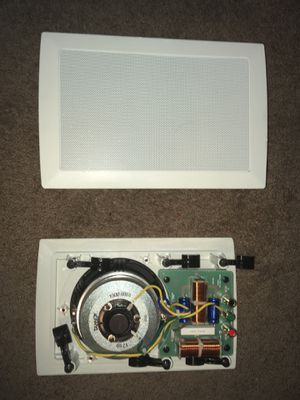 Tannoy IW6 TDC In-Wall Speakers for Sale in Vancouver, WA