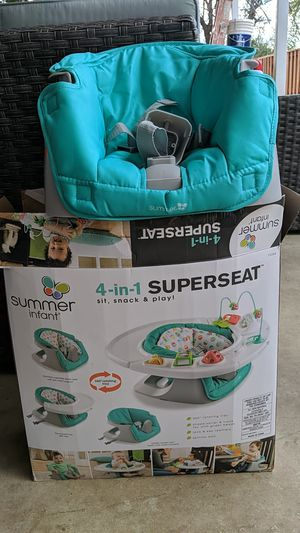 4in1 super seat NEVER USED for Sale in Wildomar, CA
